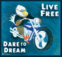 Live Free - Dare to Dream