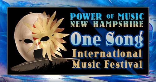 One Song International Music Festival Sept 18-20, 2009 presented by Power of Music NH